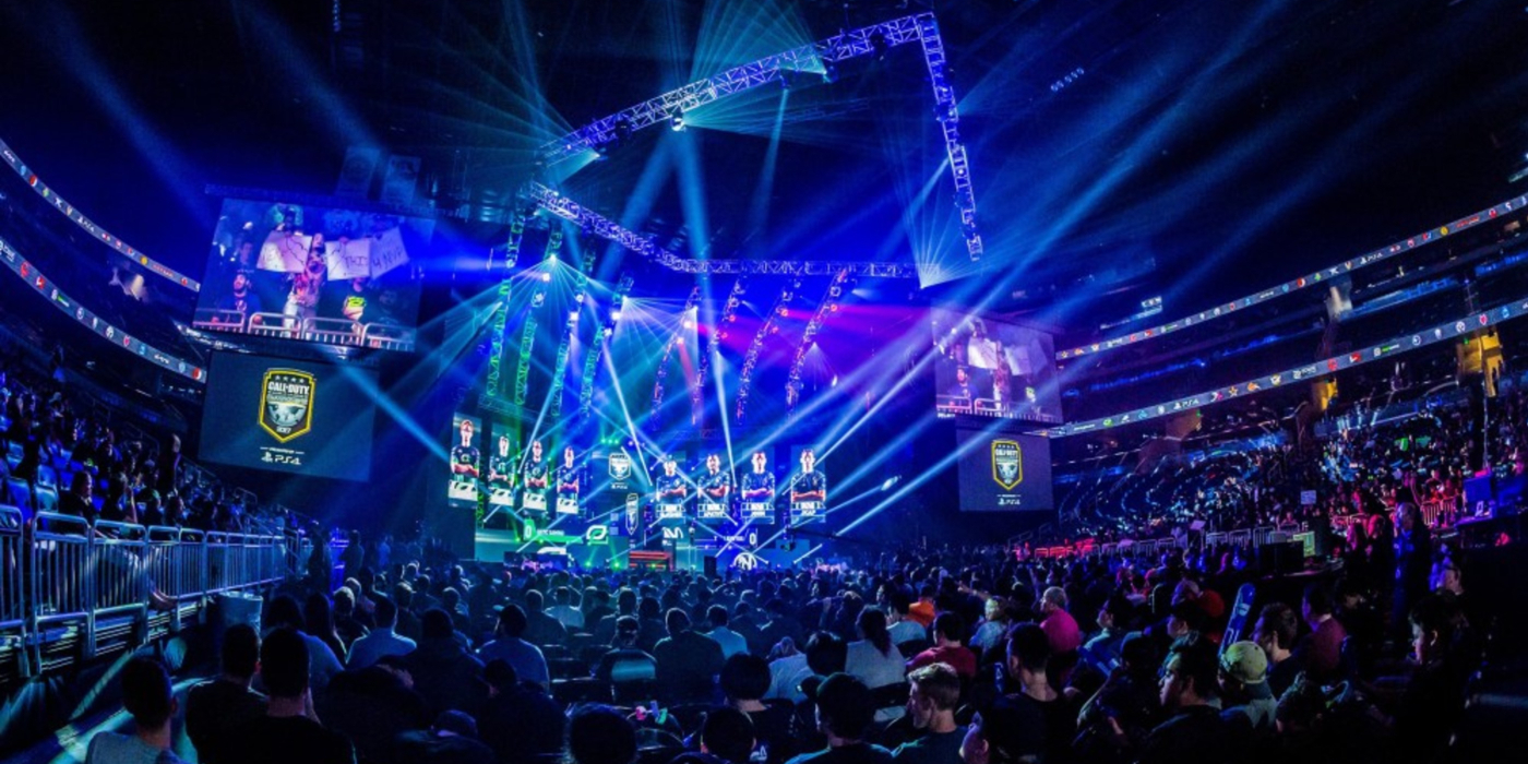 The popularity of esports tournaments is growing rapidly