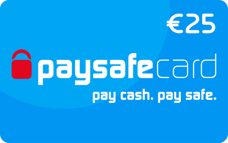 eSports betting with Paysafecard